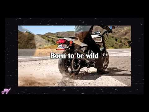 Steppenwolf - Born To Be Wild - Lyrics