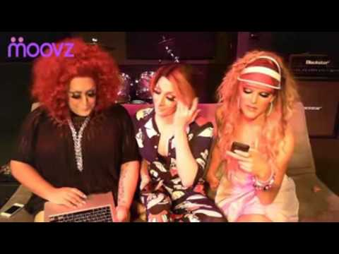 The DWV hot show LIVE on moovz.com