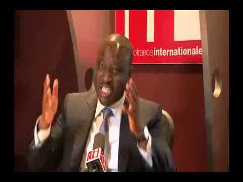 ITV de GUILLAUME SORO par ALAIN FOKA pour RFI