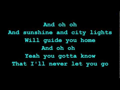 Sunshine And City Lights - Lyrics (studio Version) video