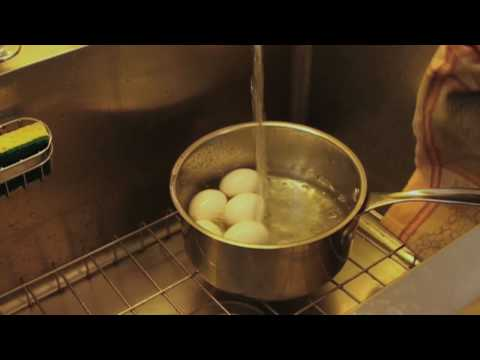 Food Wishes Recipes - How to Make Perfect Hard Boiled Eggs - Perfect Easter Eggs