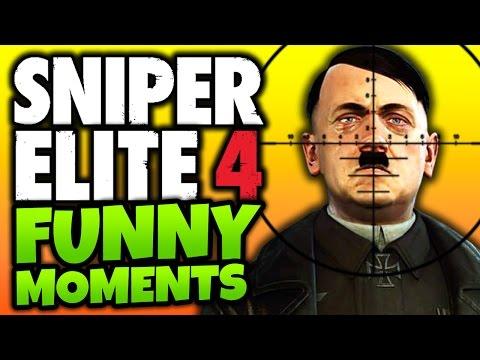 download lagu Sniper Elite 4: Funny Moments - Kill Hitler - gratis