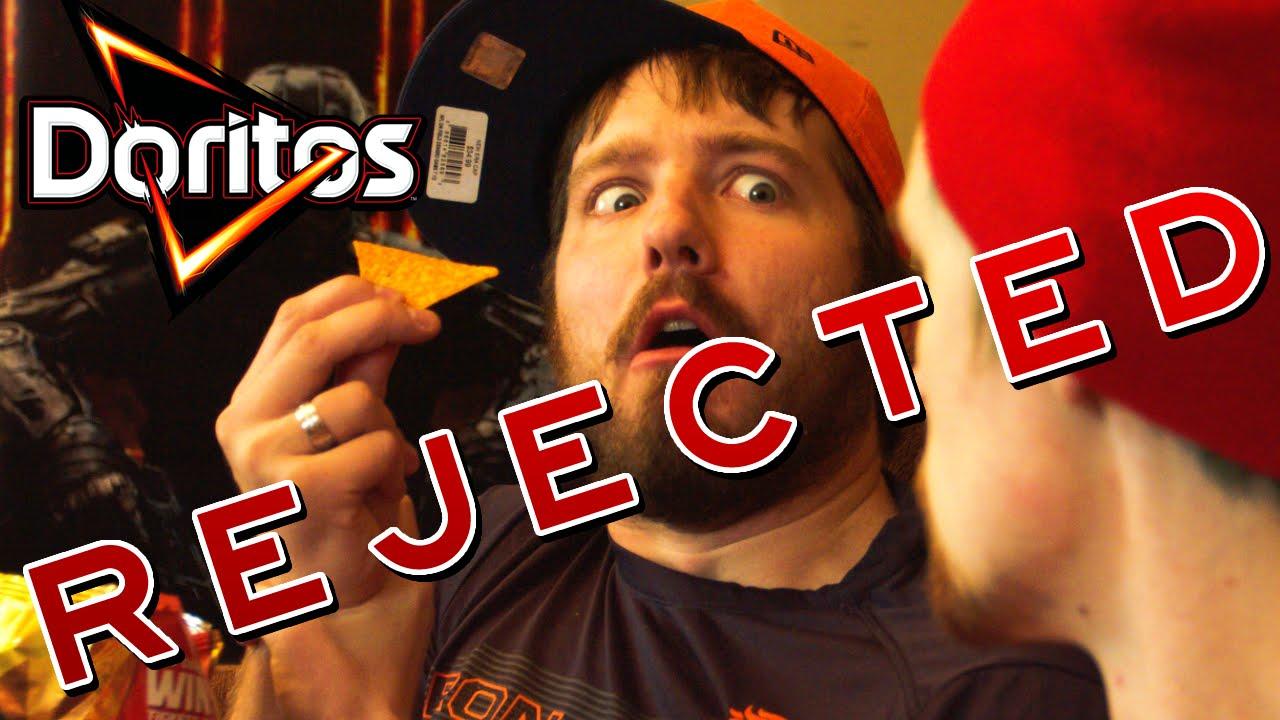 Rejected Superbowl 50 Doritos Ad