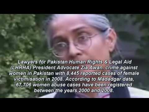 PAKISTAN - Brutal Women Abuses