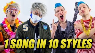 """SWALLA"" - Jason Derulo in 10 STYLES 