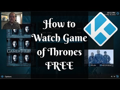 How To Game Of Thrones For Free Using Kodi And