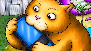 GIANT CAT EATS THE CITY - Tasty Planet Forever Part 1 | Pungence