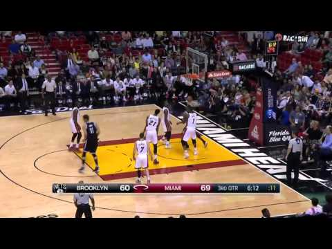 Brooklyn Nets vs Miami Heat | December 28, 2015 | NBA 2015-16 Season