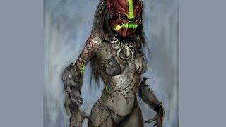 Hembras Yautja/Predator Parte II