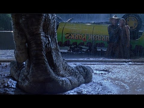 Jurassic Park Trailer HD