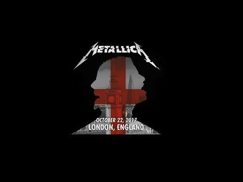 Metallica Full Show in London @ O2 Arena - WordWired Tour 2017 - Full HD + HQ Audio