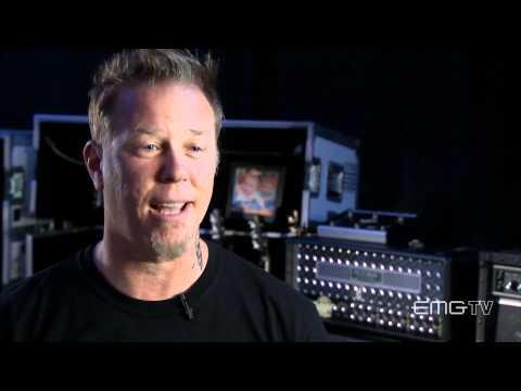 EMG James Hetfield Interview Part 1