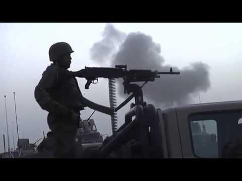 U.S. Army Soldiers Patrol In Kandahar Province, Afganistan