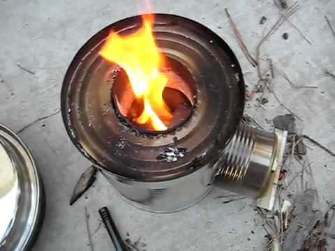 Best Rocket Stove Design Ever Part 2