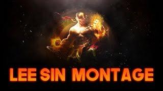 REINCARNATION OF A GOD - Sashuani Lee Sin Montage - League of Legends