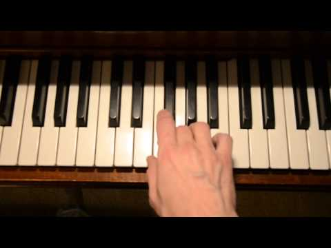 Let it Go - Right Hand melody