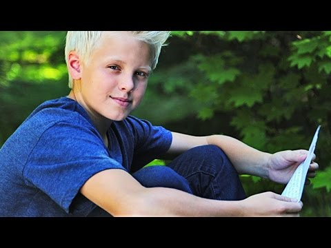 One Direction - You & I cover by Carson Lueders