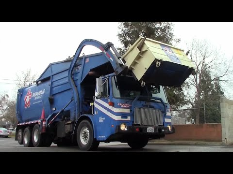 My 2016 Garbage Truck Adventure (32 Truck Compilation)
