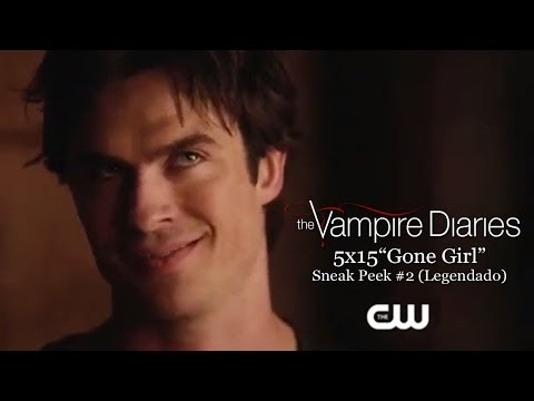 The Vampire Diaries Webclip #2 5x15 Gone Girl Hd (legendado) video