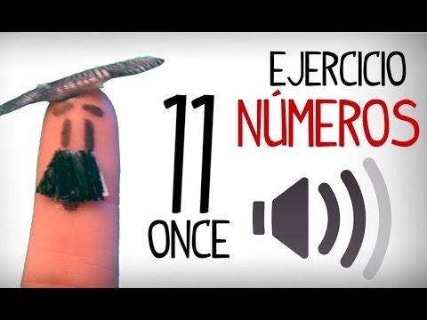 Ejercicios Español, Escribir Los Números