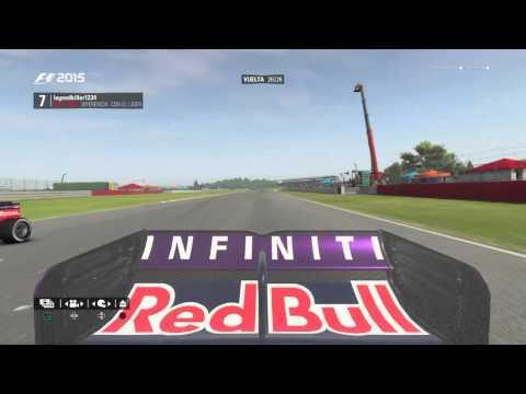 GP Gran Bretaña F1 2015