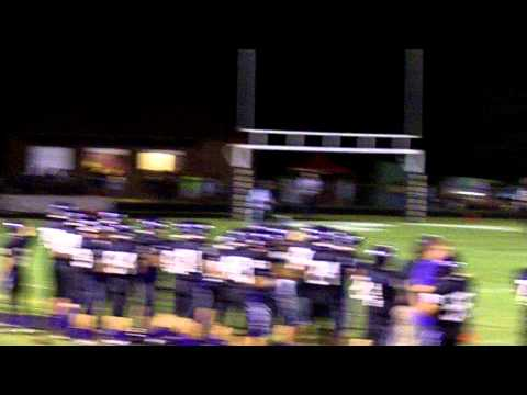 2014 Potomac Falls High School Varsity Cheerleaders - 08-29-2014
