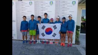 에디허 2016 12세부 남자 우승자 강건욱
