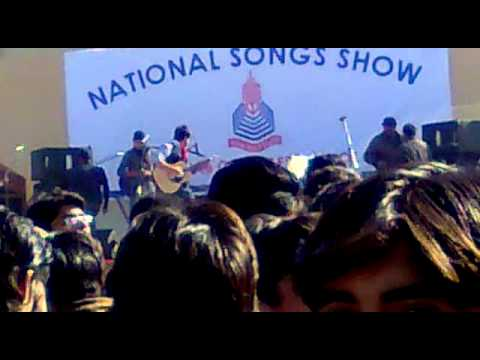 concert at punjab college sialkot