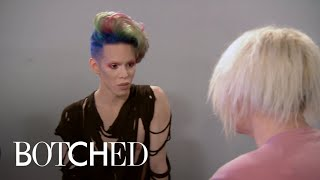 """""""Botched"""" Patients Bond Over Nose Issues 