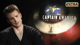 Chris Evans Workout for Captain America