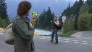 Rambo Stallone - On The Set Of First Blood : Part1 ( filming location video )