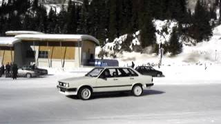 Flaine BMW E30 325ix 3e