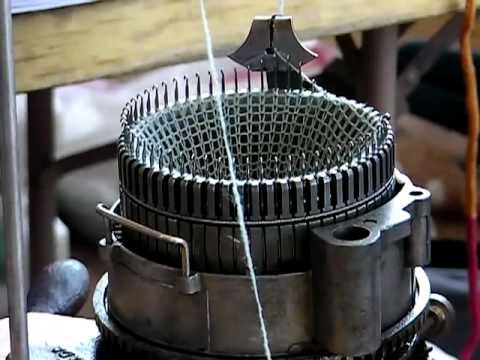 Antique Sock Knitting Machines