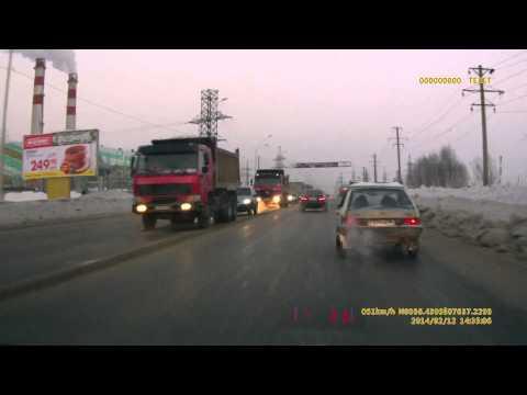 ДТП Нижневартовск 12 02 14