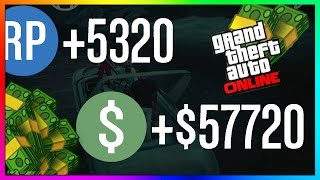 GTA 5 Online: INSANE SOLO UNLIMITED MONEY & RP! Fast Easy Money Method Not Money Glitch PS4/Xbox One