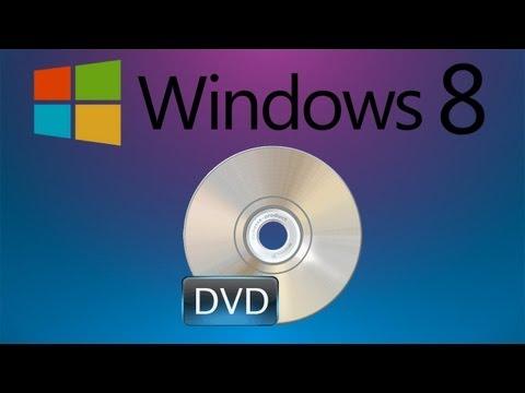 Como Grabar Quemar Windows 8 en un DVD Virgen