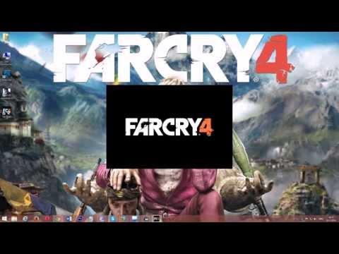 Почему far cry 4 не запускается чёрный экран