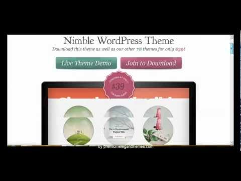 Elegant Themes Review - Get Elegant Wordpress Themes for $39