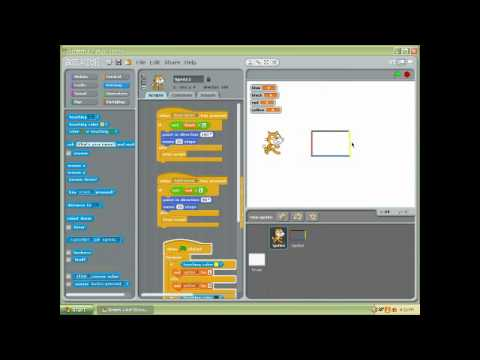 Scratch Basics Episode #1 Elevators and Stairs
