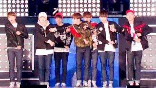 Powerful 방탄소년단 Bts 쩔어 Dope A인기가요 Inkigayo 20151101