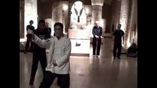 Hsing-I Linking Form and Martial Application - Sifu Lan Tran & Andre Wiley