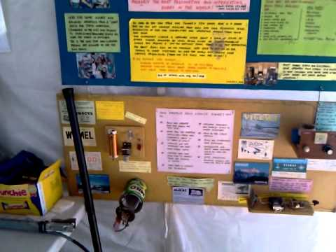 VK100WIA - Ham Radio Public Display - Super Springtime -  Perth Royal Show
