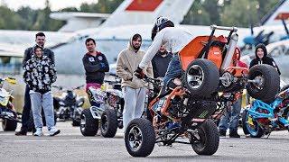 Quad Battle - Best Stunts