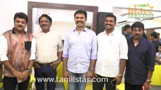 Bharathiraja  Inaugurates CS Kitchen Restaurant