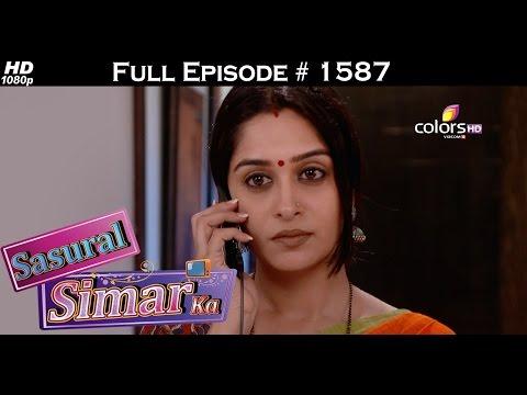 Sasural Simar Ka - 15th August 2016 - ससुराल सिमर का - Full Episode (HD) thumbnail