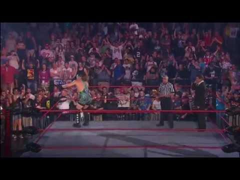 Sacrifice 2011: Sting Vs. Rob Van Dam video