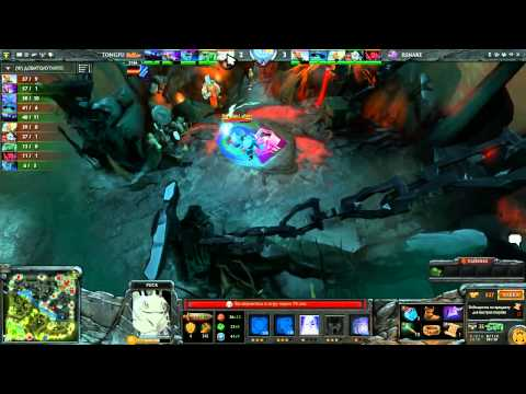 TongFu vs Rattlesnake, TI3 Group B, game 1