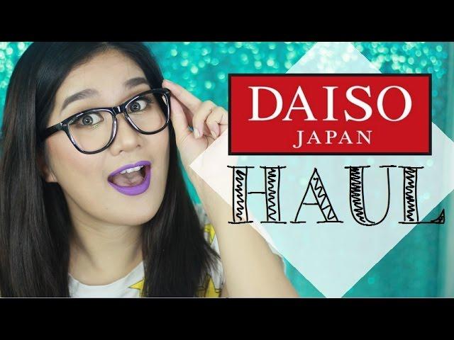 1k Daiso Shopping Haul   Kris Lumagui