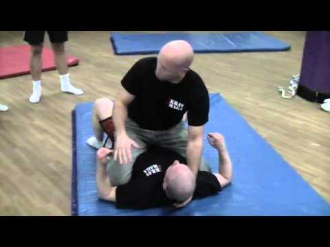 Mount defences, ground and pound Ricky manetta Mma Krav Maga Image 1