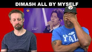 Dimash REACTION All By Myself